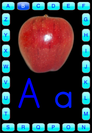 Alphabet Morpher Screen Shot